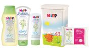 HiPP Babysanft sada s krabicí Milkbox