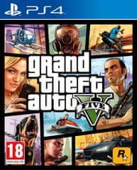 Rockstar Grand Theft Auto V (GTA 5) / PS4