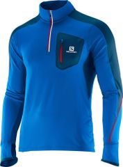 Salomon Trail Runner Warm LS Zip