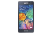Samsung Galaxy Alpha SM-G850F, černý