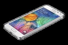 Samsung Galaxy Alpha SM-G850F, bílý