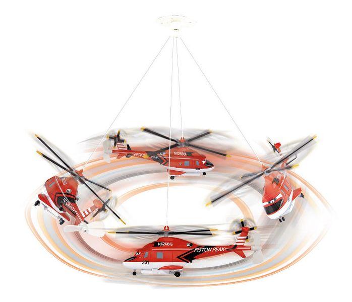 Dickie Disney Planes závěsný vrtulník na strop Stř