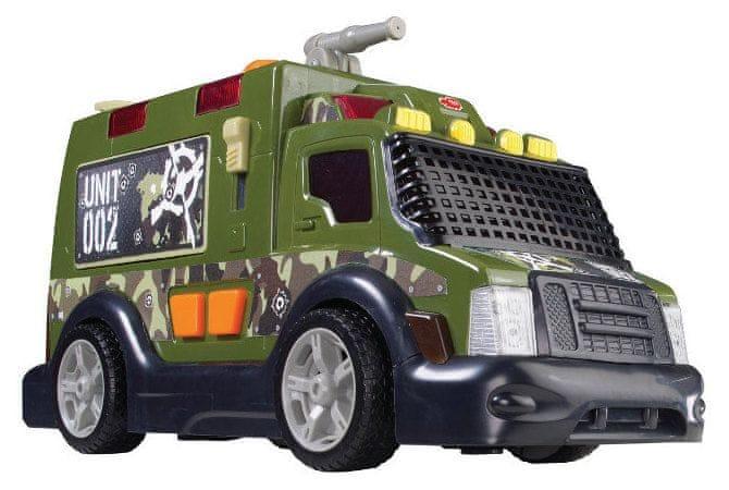 Dickie Action Series Vojenské zásahové vozidlo, 33
