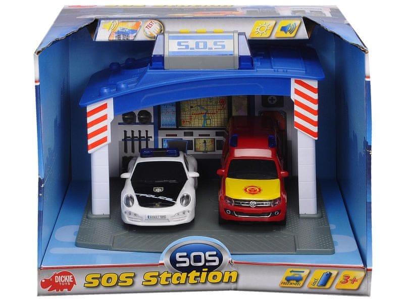 Dickie SOS stanice