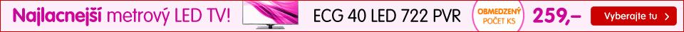 SK ECG 40 LED 722 PVR