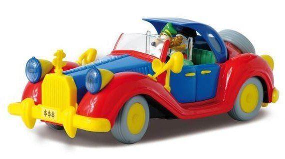 Disney Autíčko Kačer Donald s řidičem