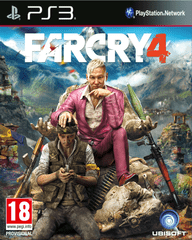 UBi Soft Far Cry 4 / PS3