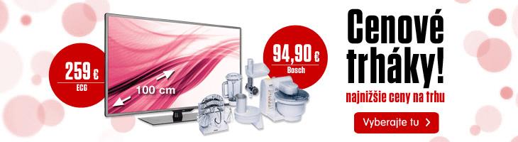 Cenové trháky - LED televízor