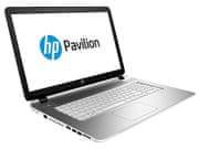HP Pavilion prenosni računalnik 17-f002sm A8-6410