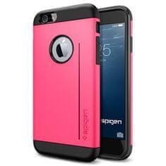 Spigen kryt Slim Armor S, iPhone 6, růžová