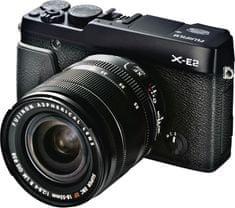 FujiFilm X-E2 + XF 18-55 mm