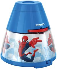 Philips 71769/40/16 dětský projektor SPIDERMAN