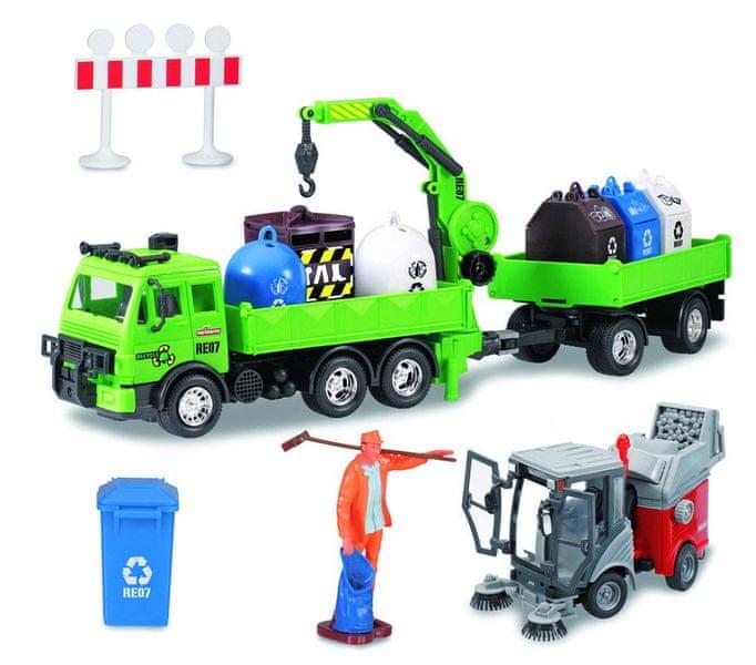 Dickie City Service Team - recyklační středisko