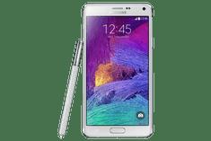 Samsung SM-N910 Galaxy Note 4, bílá