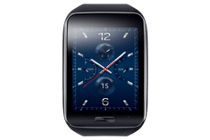 Samsung Gear S, R750, černé