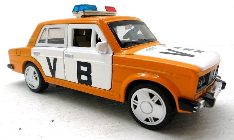HMStudio Lada 2106 VB - policie