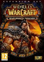 Blizzard WORLD OF WARCRAFT Warlords of Draenor / PC