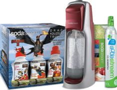 Sodastream JET RED/SILVER