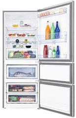 Beko prostostoječi kombinirani hladilnik CN151920DX