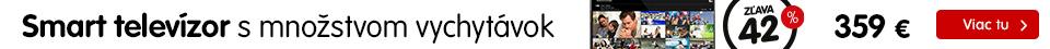 SK Múdry LED televízor Panasonic