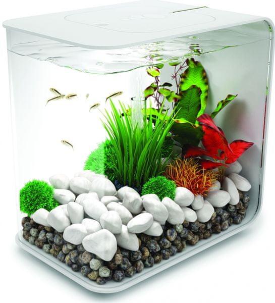 Biorb Flow akvárium stříbrné 15l