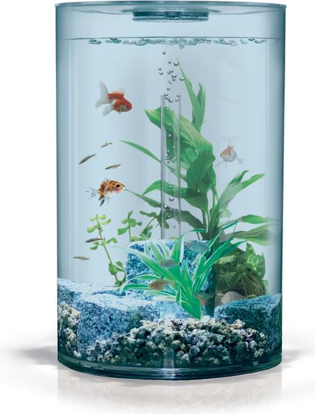 Biorb biUbe akvárium Pure Blue 35 l