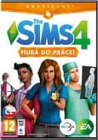 EA Sports The Sims 4: Hurá do práce / PC