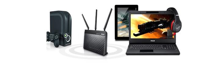 Bezprzewodowy punkt dostępowy z przyspieszeniem TurboQAM™ Wi-Fi