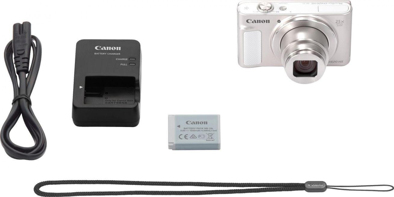 Canon sx620 content