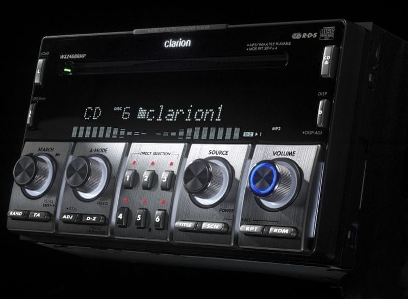 Авто Магнитола Clarion Arx6670z Инструкция