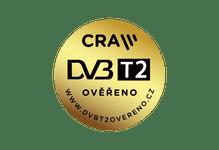 DVB-T2 ověřeno certifikace