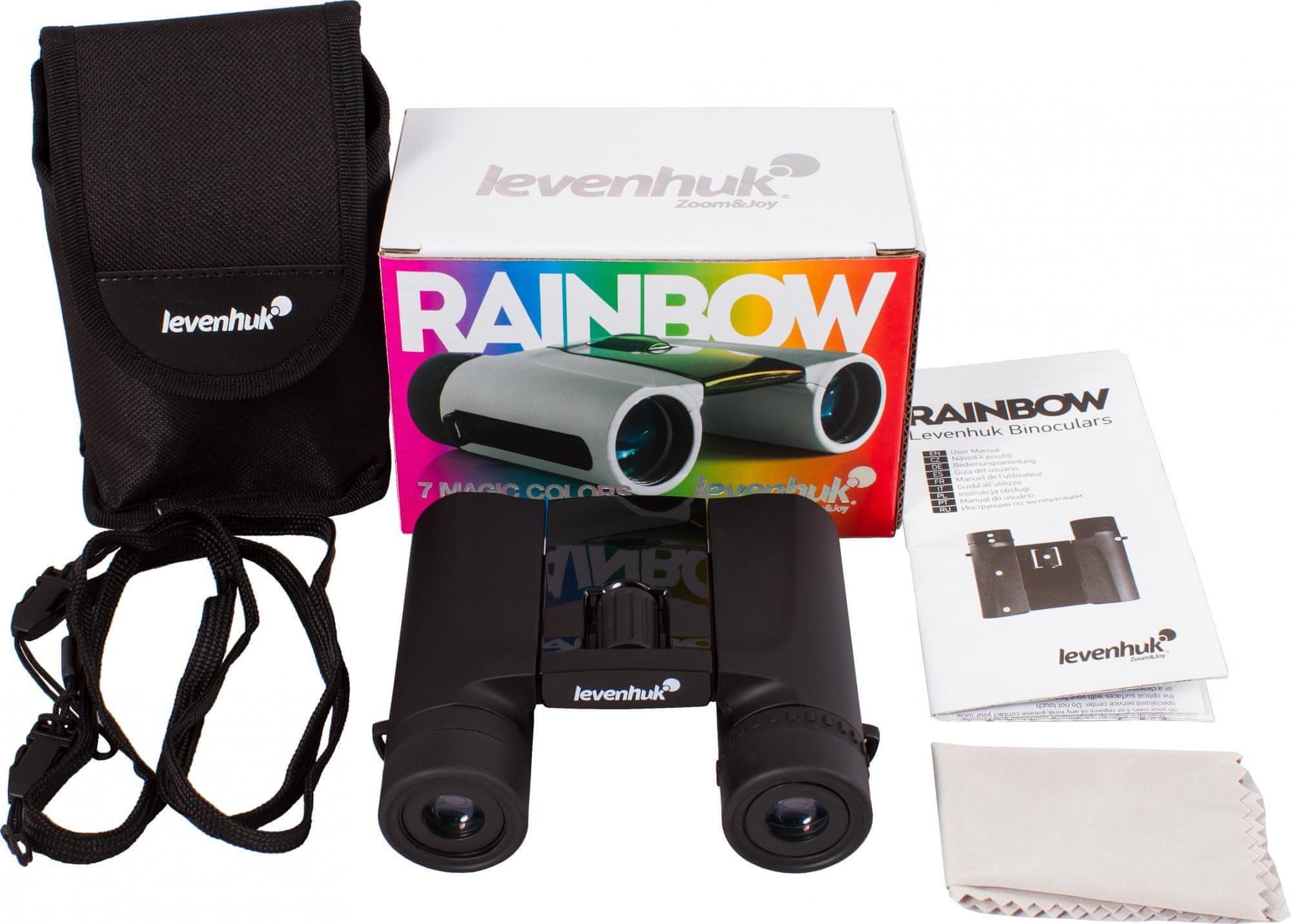 Levenhuk Rainbow 8x25