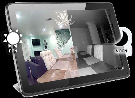 Nová HD Wi-Fi bezpečnostní kamera