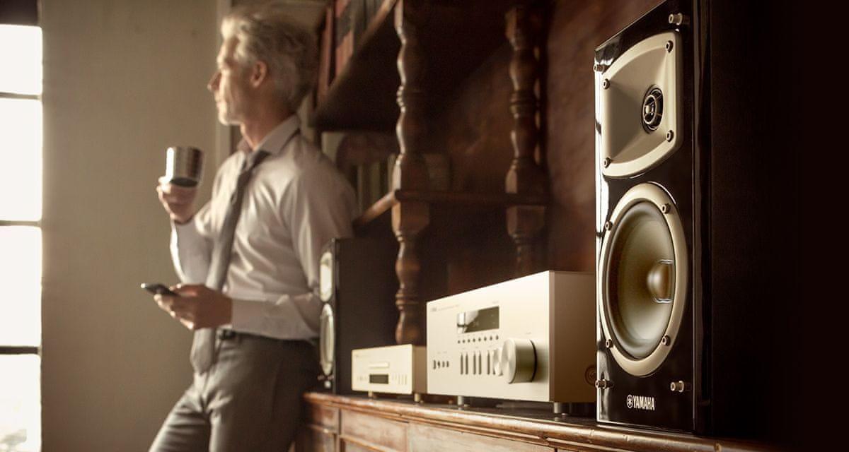 Hi-Fi kvalita zvuku