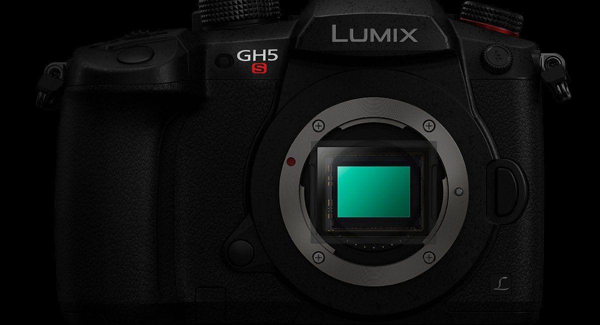 Panasonic LUMIX DC-GH5S