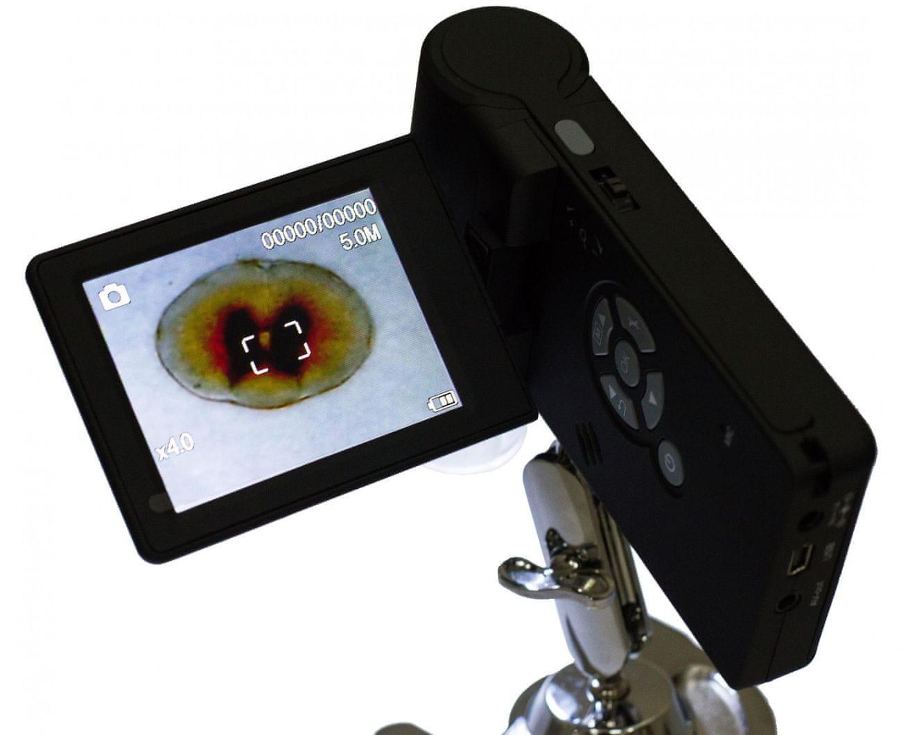 Levenhuk DTX 500 Mikroskop