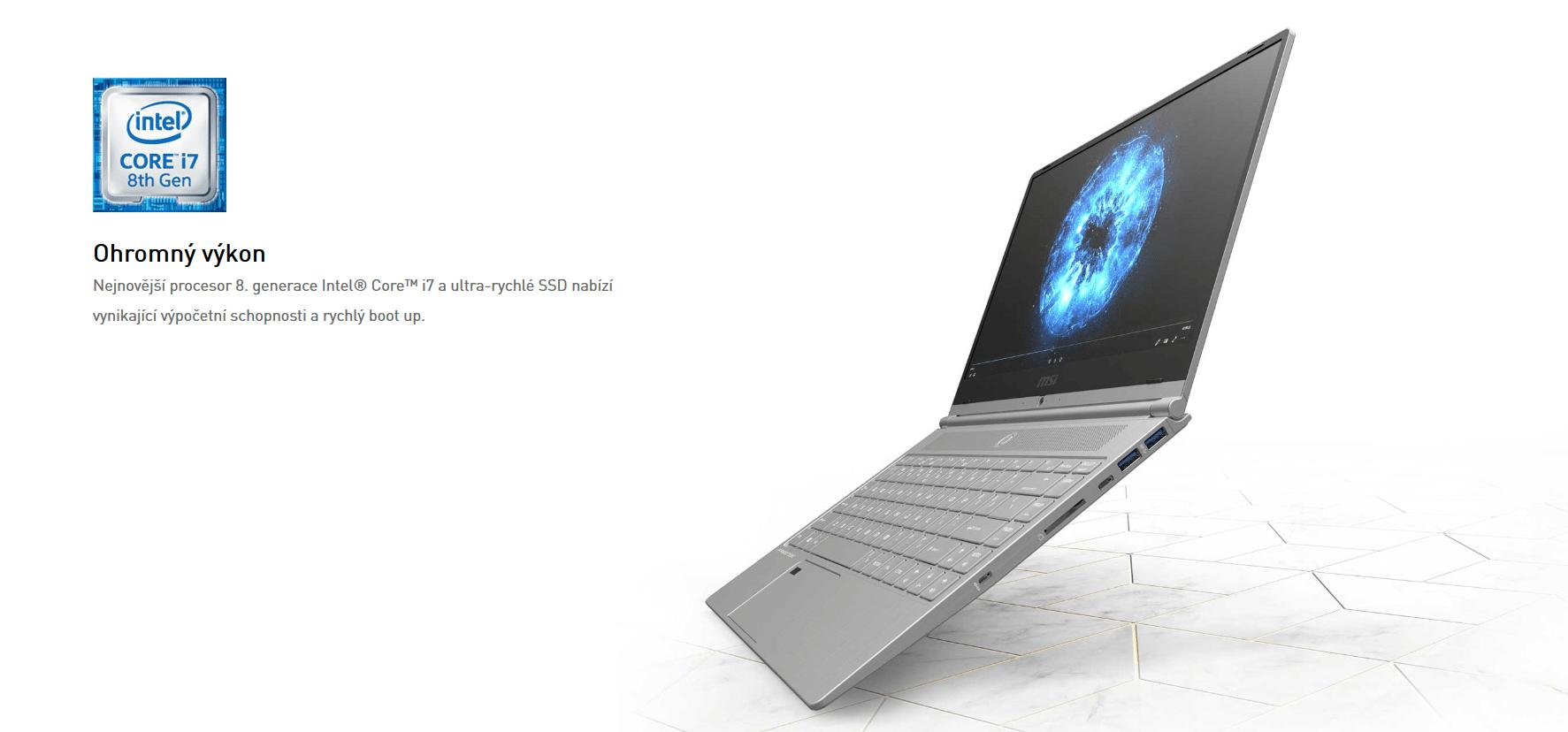 Posledná verzia NVIDIA grafik GeForce® GTX 1060 spolu s MSI notebookmi vás ohromí svojím výkonom a možnosťami