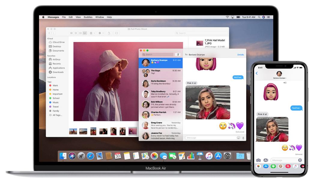 macOS: Prostě výkonný.