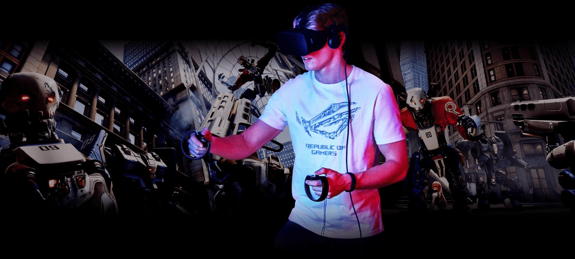 Virtuální Reality a Smíšené Reality