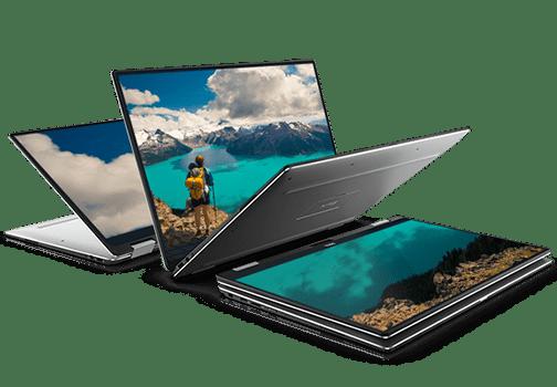 Notebook 2 v 1 XPS 13