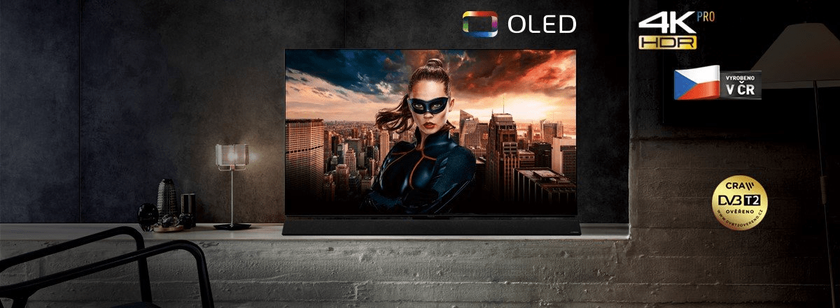TX-65GZ950E Panasonic OLED TV mall.cz