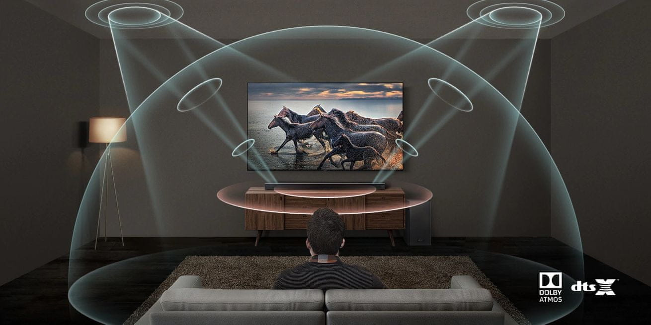 Samsung HW-Q70 Soundbar