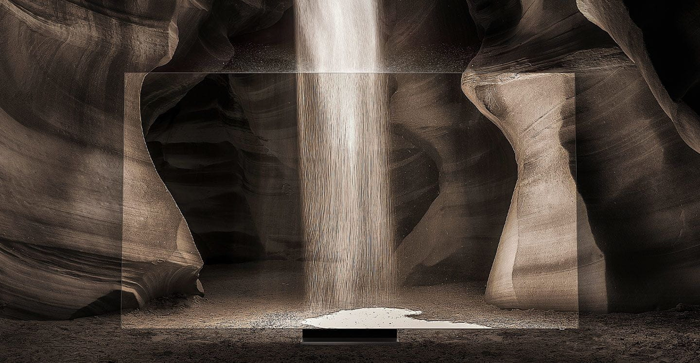 samsung tv tv qled 2020 hdr 8k ідеальне зображення тонкий дизайн