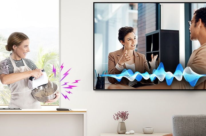 samsung tv tv qled 2020 hdr 8k perfect picture clear dialogs