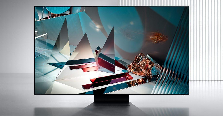 samsung tv televize qled 2020 hdr 8K perfektní obraz