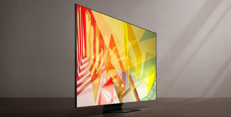 samsung tv televize qled 2021 hdr 4K popolna slika