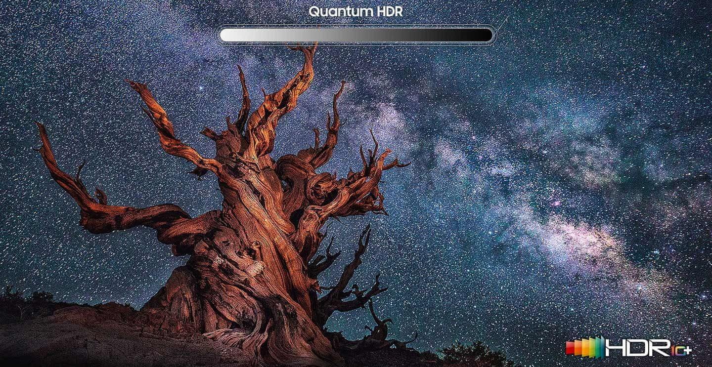 samsung tv televizor qled 2021 hdr 4Kprostorski zvok Quantom Dot 100% barvna kapaciteta