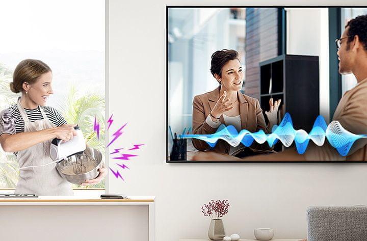 samsung tv televize qled 2020 4K dialogy AVA