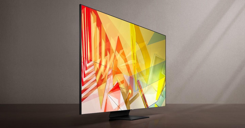 samsung tv televize qled 2020