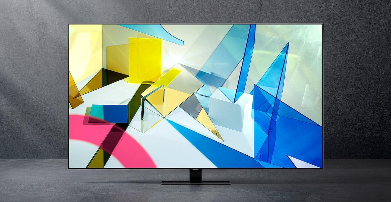 samsung tv televize qled 4K 2020